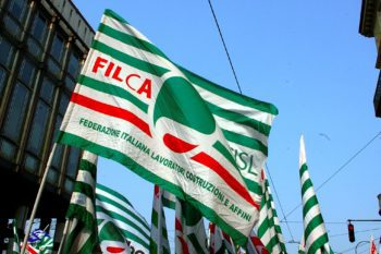 """Edilizia, De Luca (Filca Cisl): """"In Piemonte previsti oltre 22mila lavoratori in cassa integrazione. Stop a cantieri e grandi opere"""""""