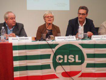 """Ferraris-Lo Bianco (Cisl): """"Lavoro e sviluppo siano al centro del dibattito elettorale"""""""