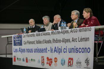 Le richieste di C.S.I.R. Piemonte, Valle d'Aosta, Auvergne-Rhone Alpes e Arco del Lemano su collegamenti transalpini