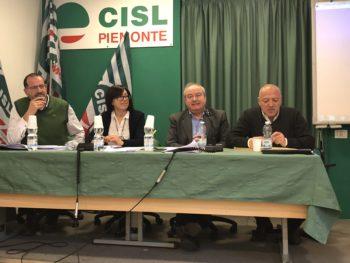 Riunito il Comitato esecutivo della Cisl Piemonte