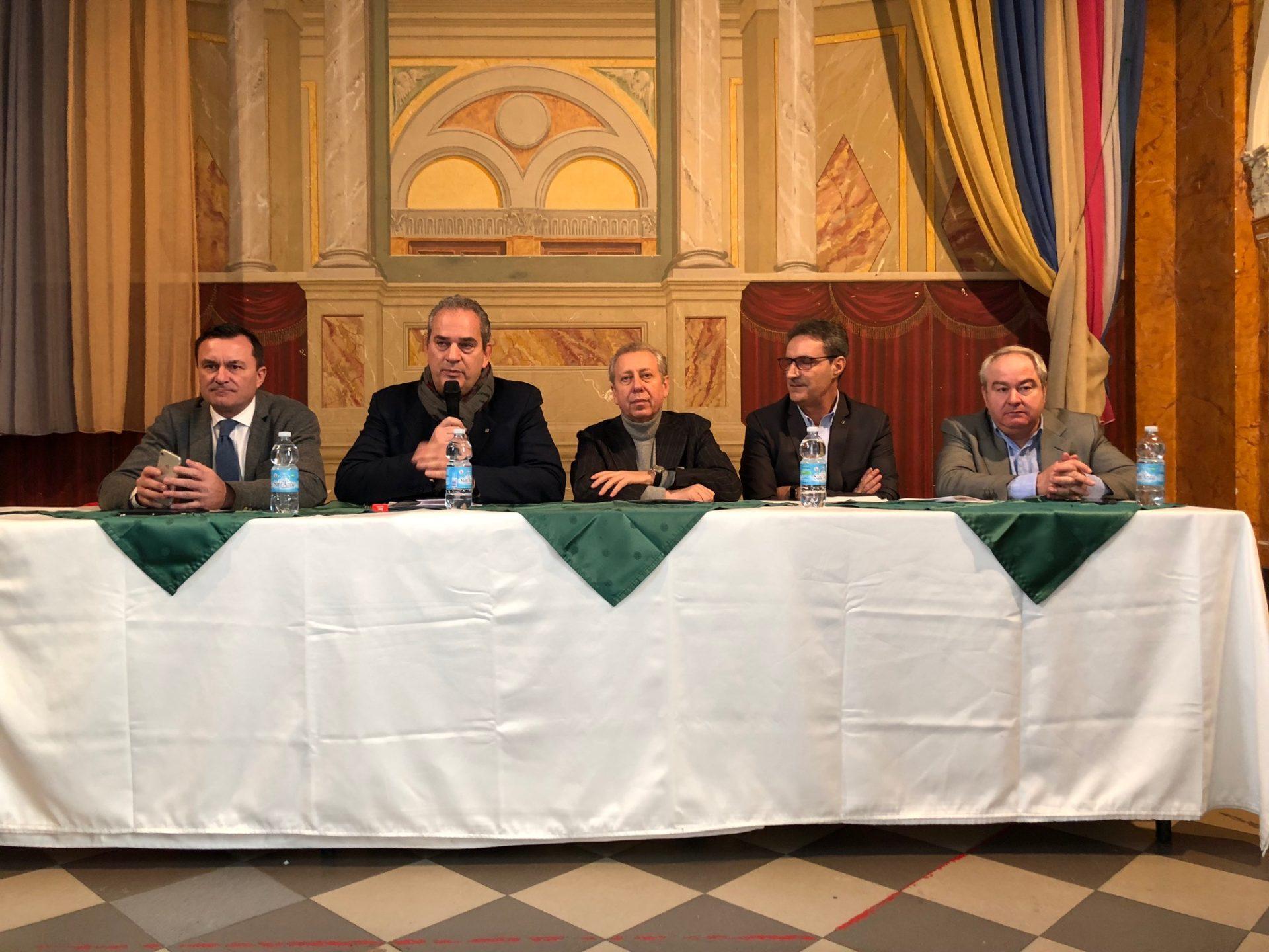 Sandro Testa introduce il manifesto di First AdessoBanca