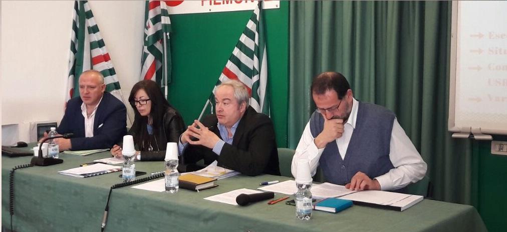 Comitato esecutivo 9 marzo