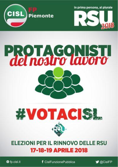 Locandina RSU FP Piemonte pr sito