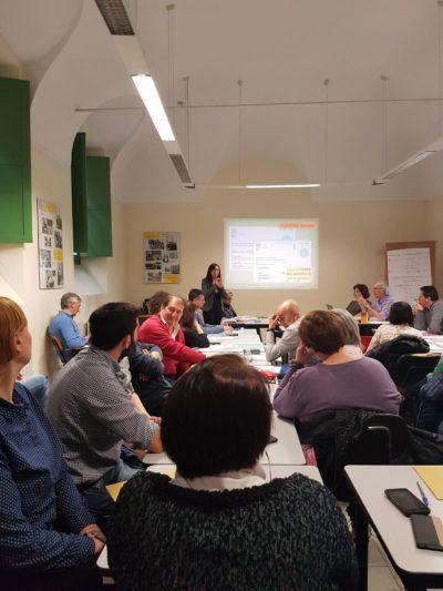 INAS e CAF al centro del percorso formativo per i delegati dei servizi della Cisl Piemonte