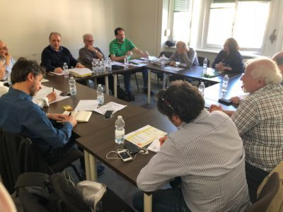 Settore artigiano: incontro Rlst e Operatori di bacino Cisl