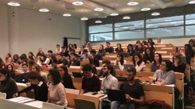 Relazioni industriali: il segretario Cisl Ferraris parla agli studenti dell'Università di Torino