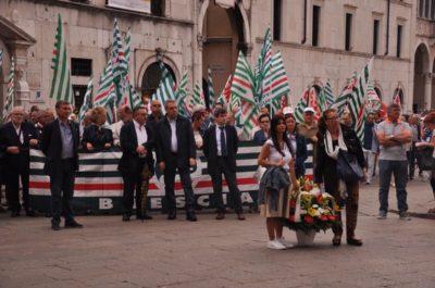 """44° anniversario della strage di Brescia, Sbarra: """"Fare piena luce su accaduto e utilizzare l'esempio dei martiri di Piazza della Loggia"""""""