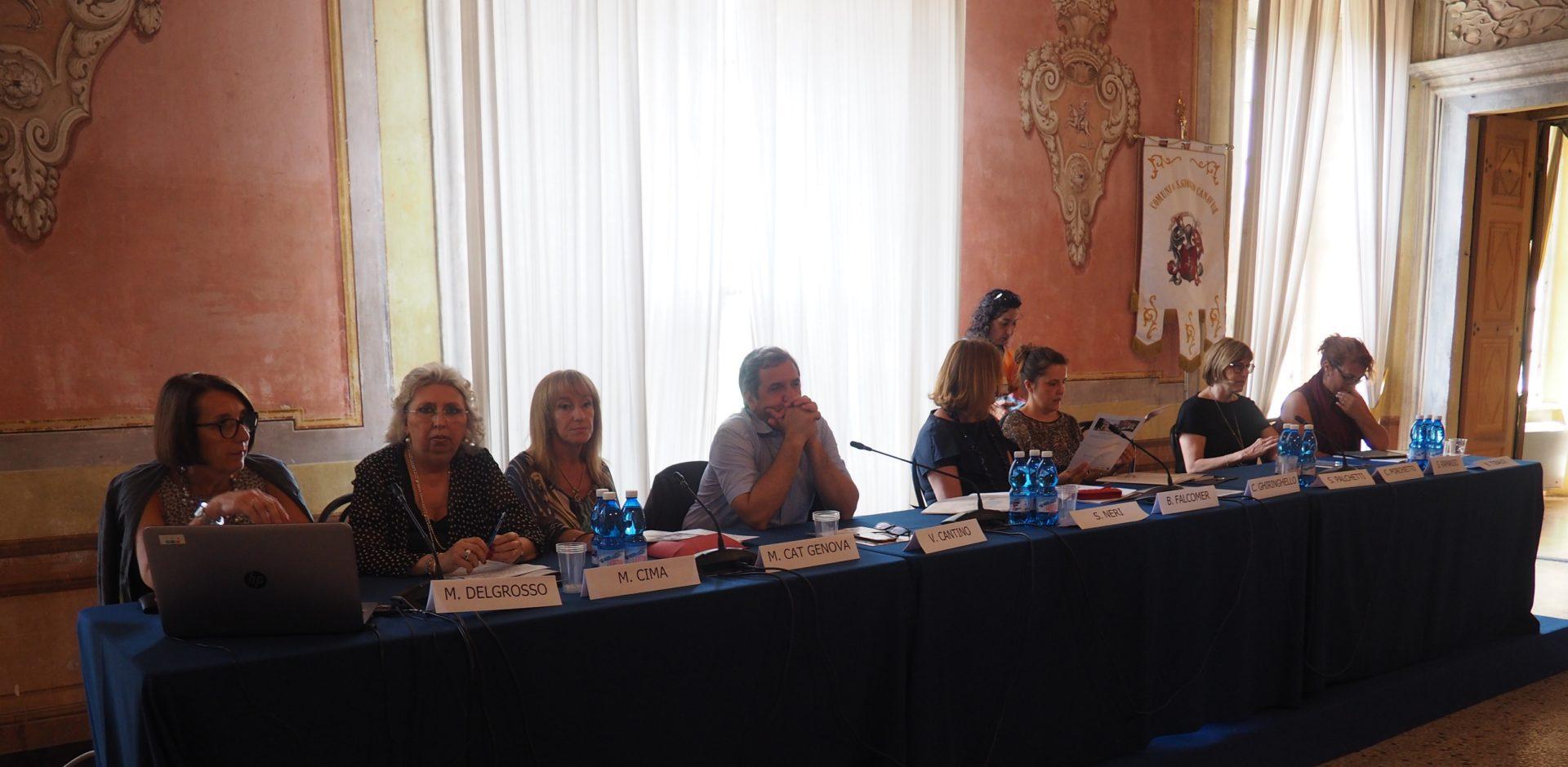 Il Tavolo di lavoro a Expoelette