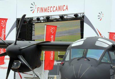 Leonardo Finmeccanica Novara sciopero