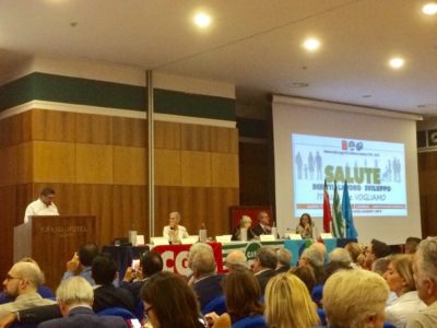Per una sanità più efficiente e universale: a Salerno l'assemblea nazionale di Cgil Cisl Uil a 40 anni dalla riforma