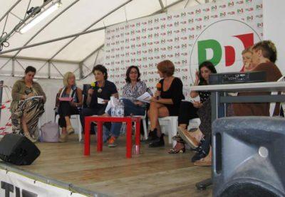 """Dibattito Festa dell'Unità su lavoro femminile, Cat Genova (Cisl): """"Costruire rete tra contrattazione sociale e aziendale"""""""