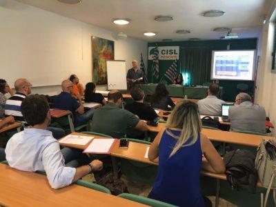 Sportello Lavoro Cisl, al via il corso di formazione per gli operatori di tutto il Piemonte. Obiettivo: nessuno resti solo!