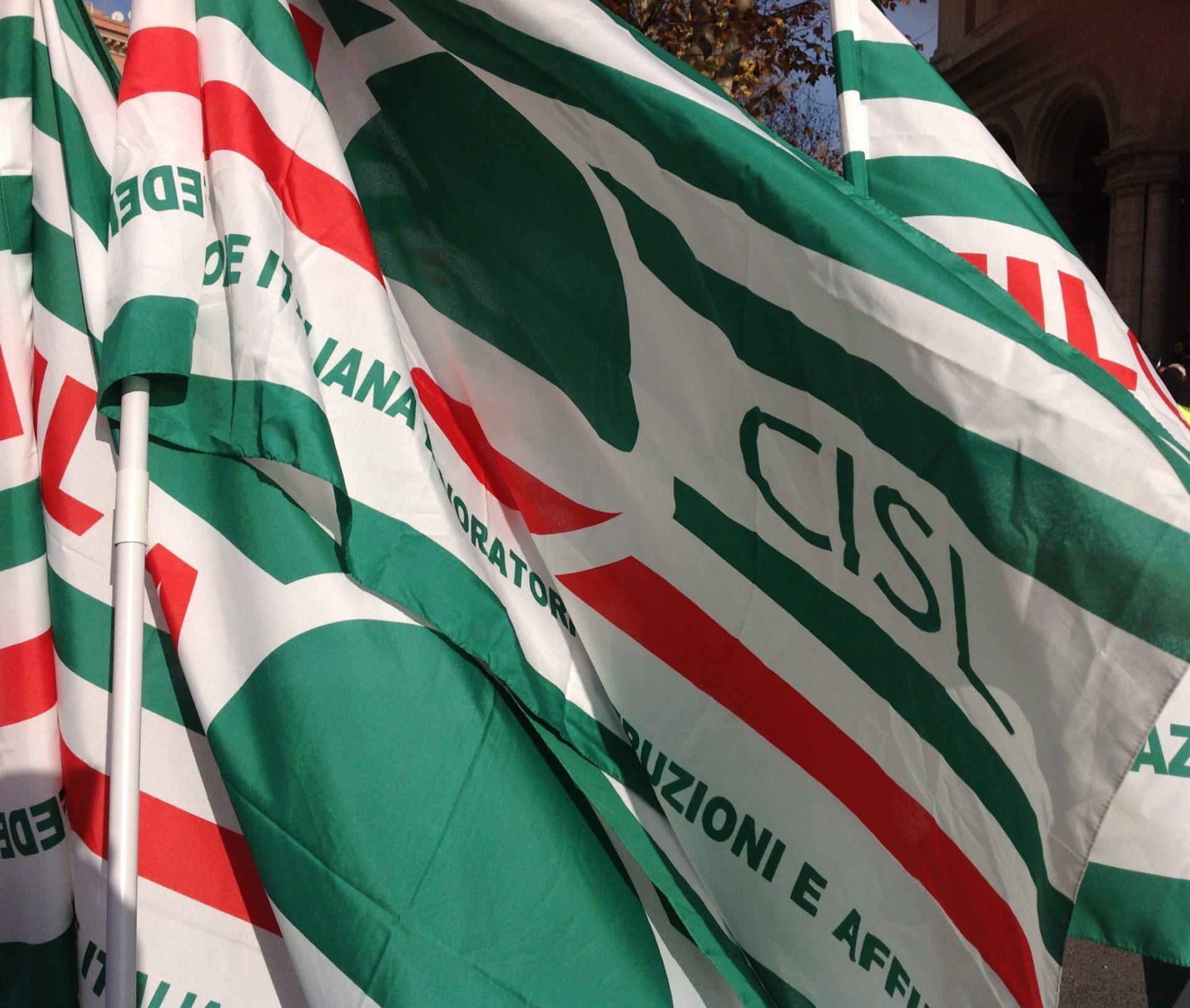 Bandiere Filca per Terzo Valico