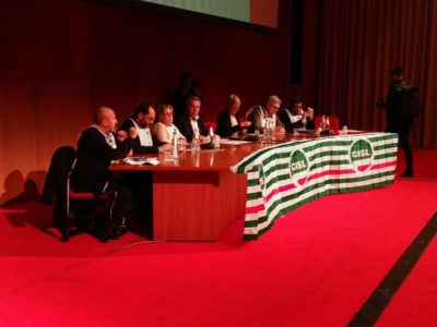 Infrastrutture: parte da Genova la campagna nazionale della Cisl per realizzazione delle opere che servono al Paese