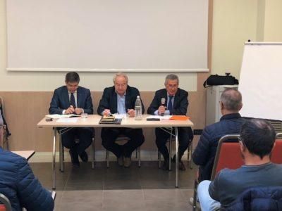 Evaristo Ghia lascia la guida della Fai Cisl Piemonte