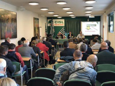 Rappresentanza, come misurarla: l'incontro promosso dalla Cisl Piemonte