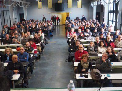 Al via in Piemonte gli Attivi unitari e le assemblee di Cgil Cisl Uil sulla Legge di bilancio 2019