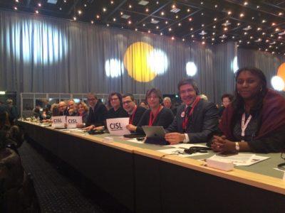 """Congresso Ituc a Copenaghen, Furlan: """"Sindacato mondiale più inclusivo, partecipativo e propositivo"""""""