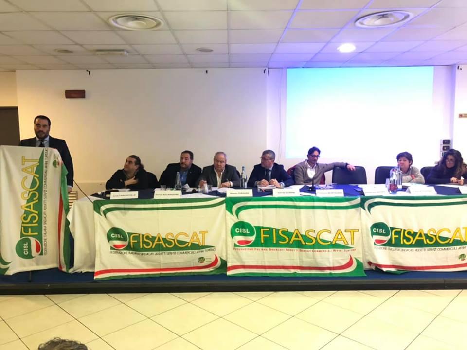 Consiglio generale Fisascat Cisl Piemonte