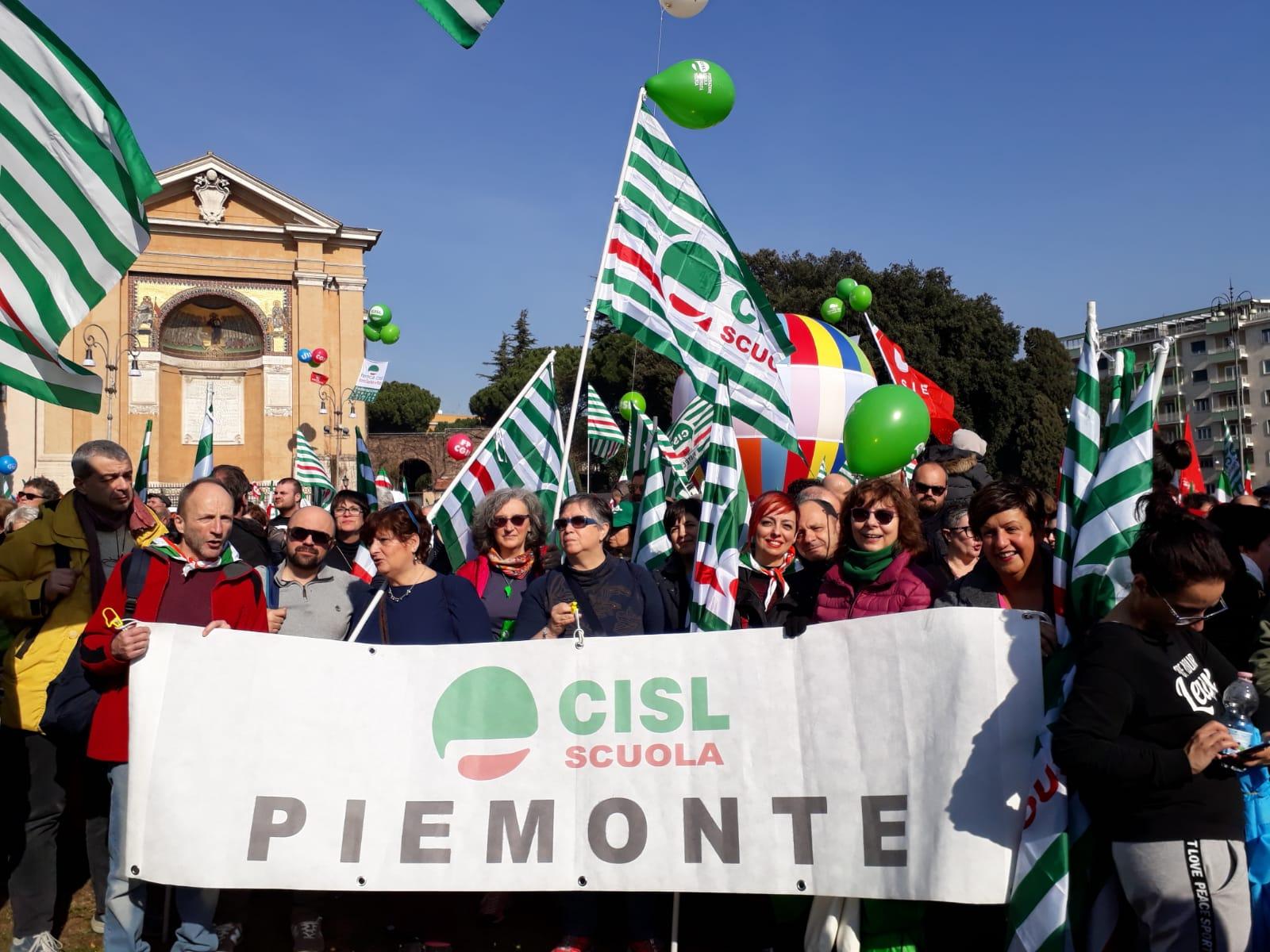 Cisl Scuola Piemonte