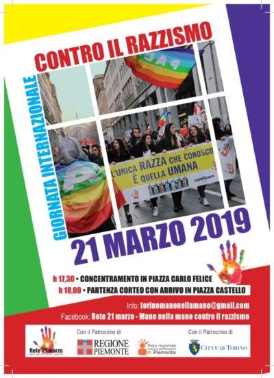 Razzismo: il 21 marzo la giornata internazionale per l'eliminazione di ogni forma di discriminazione