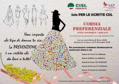 locandina visite prevenzione senologica DEFINITIVA