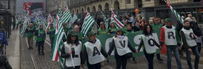 """Manifestazione SìTav, Cisl: """"Una bella pagina per Torino e il Piemonte"""""""