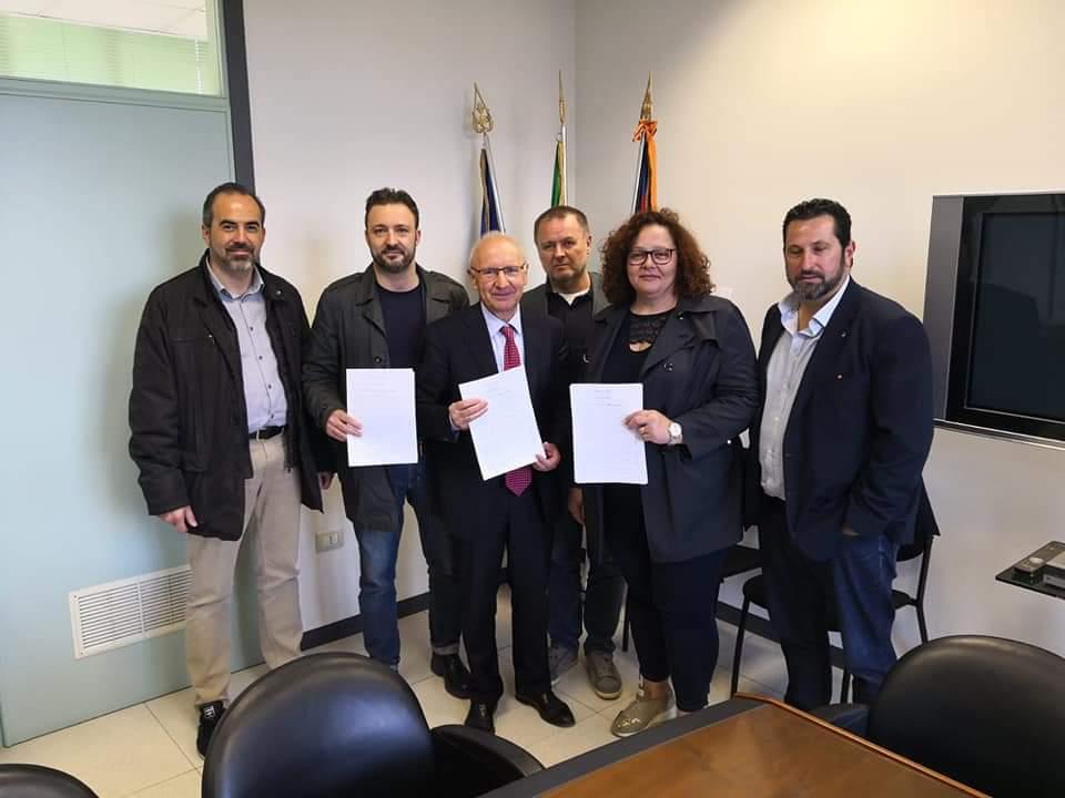 Accordo per i cantieri edili del Piemonte