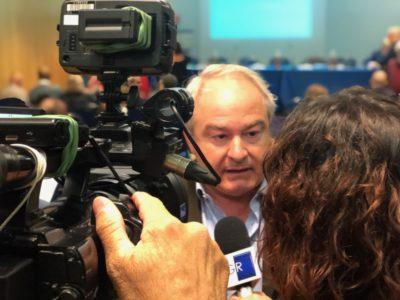 """""""Un sistema per rialzare la testa"""": intervista del segretario Cisl Ferraris a 'Lo Spiffero'"""