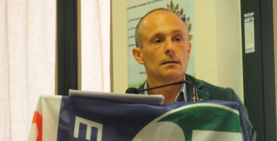 """Caretti (Cisl) a Vco Azzurra Tv: """"Martedì 7 il tavolo in regione sulla sicurezza e salute lavoratori"""""""