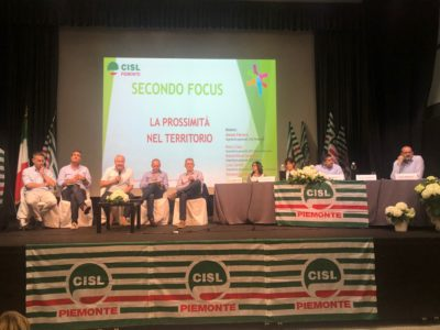 Al centro delle periferie del lavoro: chiusa a Borgaro la Conferenza Organizzativa della Cisl Piemonte