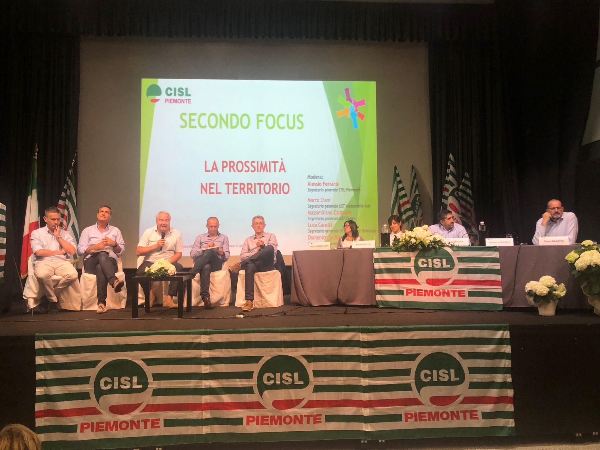 Conferenza Organizzativa Cisl su periferie