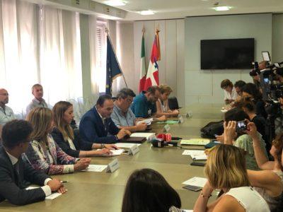 Anticipo cassa integrazione: firmato accordo tra Regione, Intesa Sanpaolo e Cgil Cisl Uil