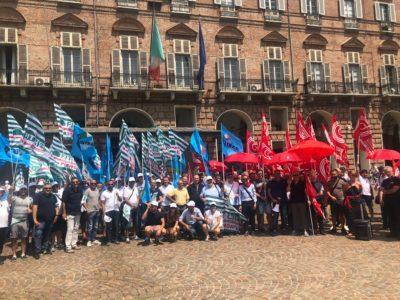 Sciopero generale trasporti in Piemonte e in tutta Italia: il servizio del Tg 3 con le dichiarazioni del segretario Fit Cisl Furfaro