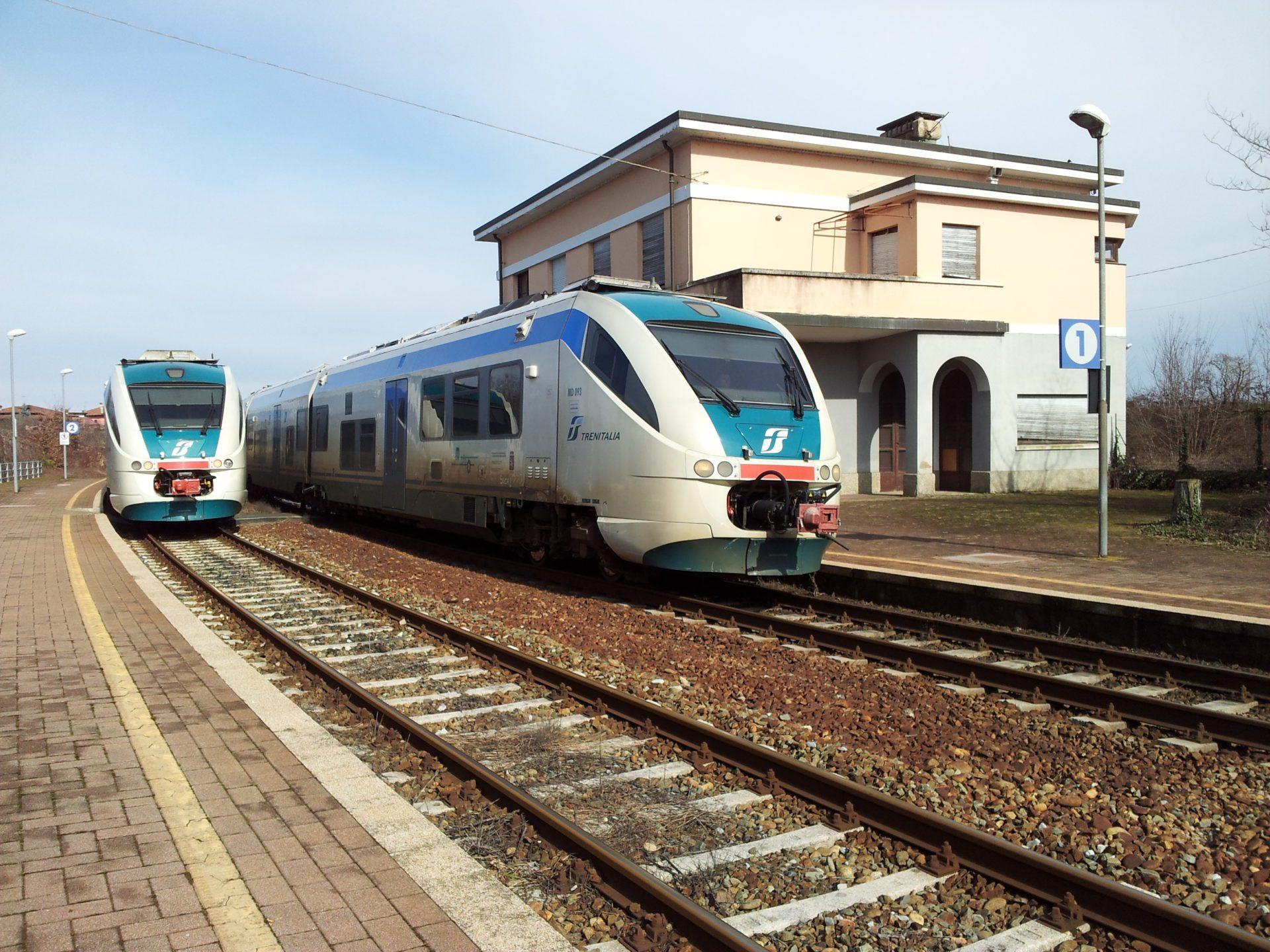 Qualità trasporto ferroviario