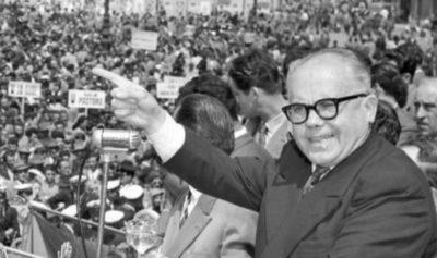 La Cisl ricorda Giulio Pastore a 50 anni dalla sua morte