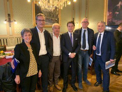 Torino area di crisi complessa: Cgil Cisl Uil Torino-Piemonte incontrano il premier Conte