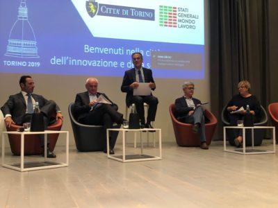 Stati Generali nel mondo del lavoro a Torino: occasione per riflettere e parlare del futuro