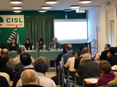 """Al via da Torino il ciclo di convegni Cisl e Inas su tutela della salute. Colombini (Cisl): """"104 lavoratrici hanno perso la vita sul lavoro nel 2018"""""""