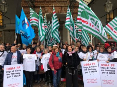 Sciopero Scuola dell'8 giugno: tutte le manifestazioni in Piemonte