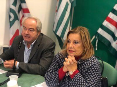 Caf Cisl uno riunione a Torino