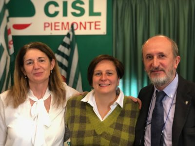 Cambio al vertice della Femca Piemonte: Gabriella Pessione nuova segretaria generale