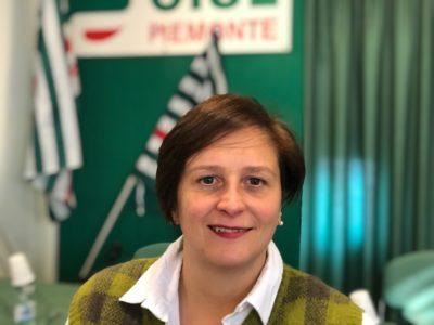 Pessione nuova segretaria Femca Piemonte