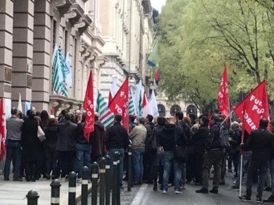 Agenzie Fiscali: giovedì 23 lavoratori in presidio dalle 10 alle 12 sotto la Direzione regionale delle Entrate a Torino