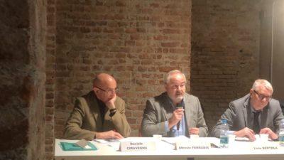 Lavoro e Impresa: dibattito al Polo del '900 di Torino con il segretario Cisl Piemonte Alessio Ferraris