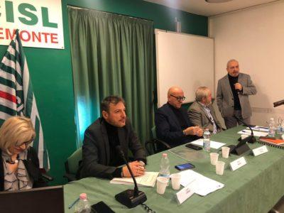 Milana al Consiglio generale Fistel Piemonte