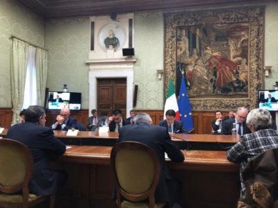 Firmato il Protocollo Governo-Parti Sociali sulle misure per il contrasto e il contenimento della diffusione del virus Covid-19 negli ambienti di lavoro