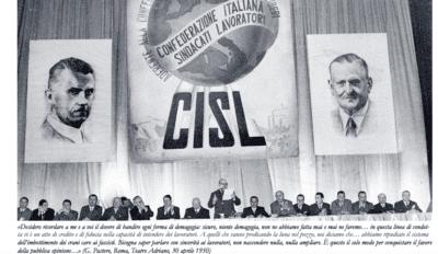 Settant'anni della Cisl: 30 aprile 1950-30 aprile 2020, lettera di Annamaria Furlan agli iscritti e ai delegati della Cisl