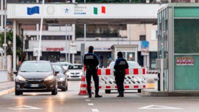 Cgil Cisl Uil contro le riaperture nel Canton Ticino: il servizio del Tg3 Piemonte