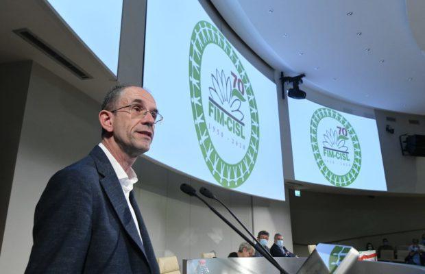 Roberto Benaglia, lettera a dirigenti e delegati Fim